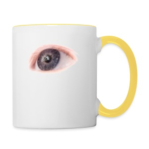 Window on the world - Contrasting Mug
