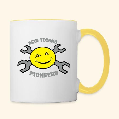 ACID TECHNO PIONEERS - SILVER EDITION - Contrasting Mug