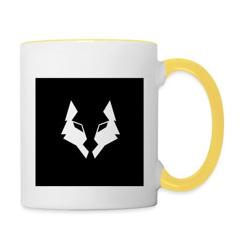 La Meute Big Logo - Mug contrasté