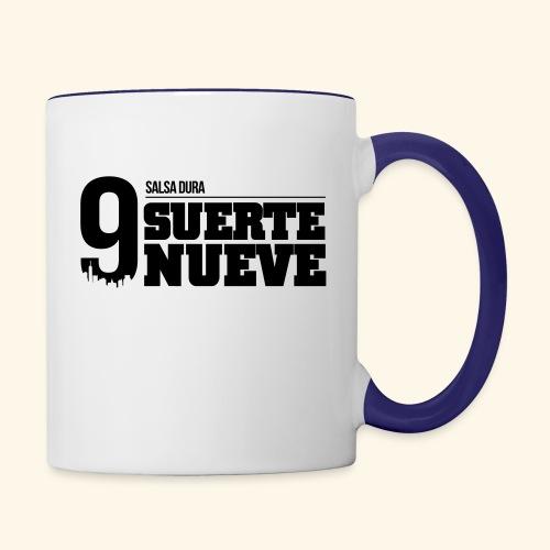 Logo Suerte - Mug contrasté