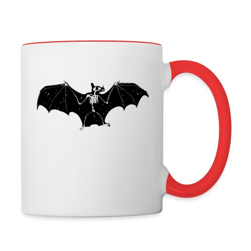 Bat skeleton #1 - Contrasting Mug