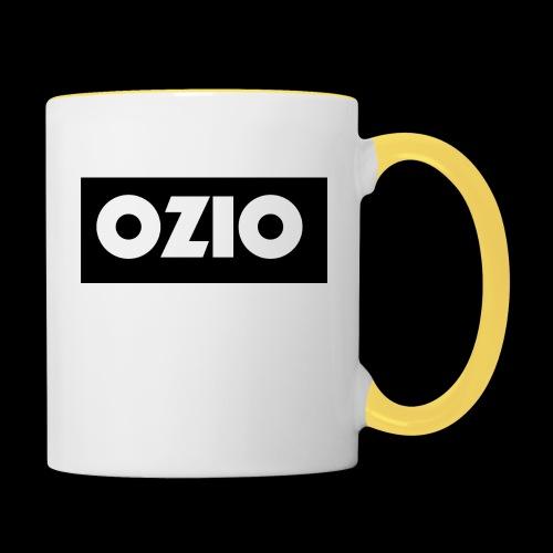 Ozio's Products - Contrasting Mug