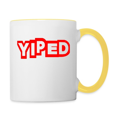 FIRST YIPED OFFICIAL CLOTHING AND GEARS - Contrasting Mug