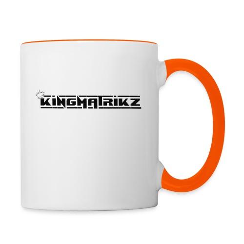 kingmatrikz mk2 - Tofarvet krus
