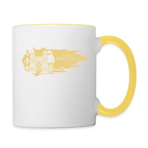 Drogheda Laurences Gate Gold - Contrasting Mug