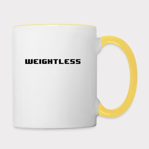 Weightless - Contrasting Mug