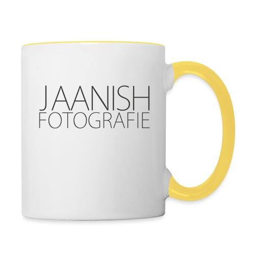 LOGO JAANISH PNG - Mok tweekleurig