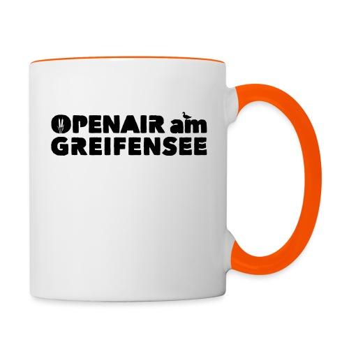 Openair am Greifensee 2018 - Tasse zweifarbig