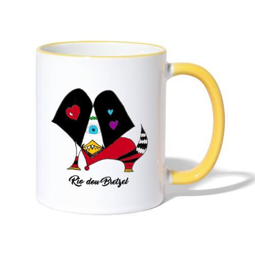 Rio dou Bretzel - Mug contrasté