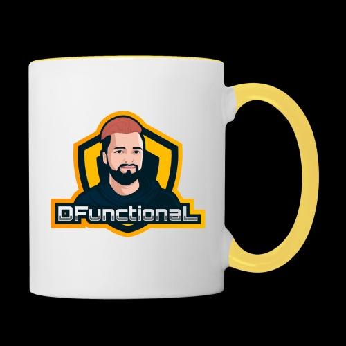 DFunctionaL Merch - Contrasting Mug