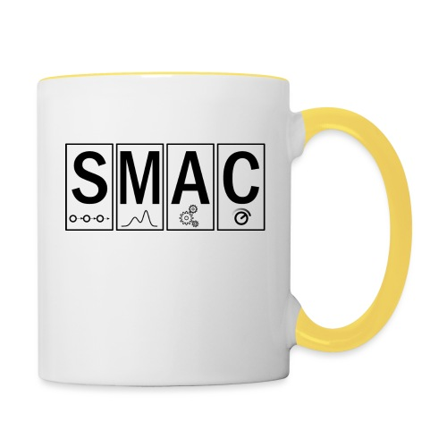 SMAC3_large - Contrasting Mug