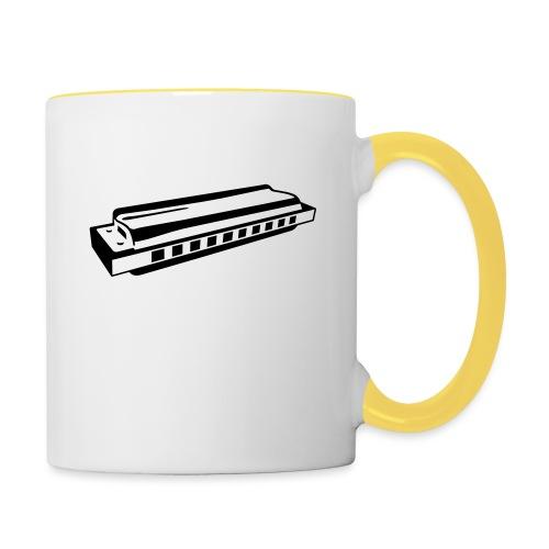 Harmonica - Contrasting Mug