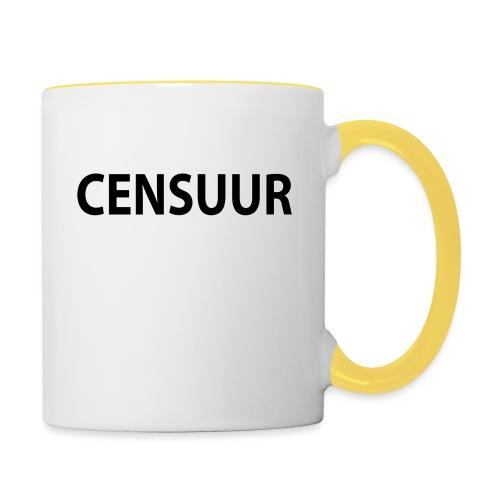 MTeVrede 4 - Contrasting Mug