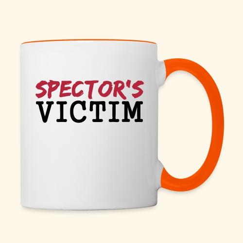 Spector s Victim - Contrasting Mug