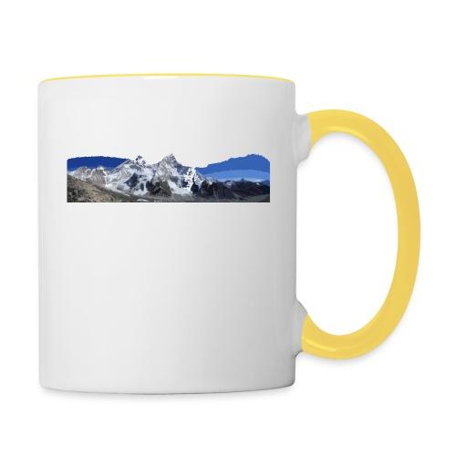 MOUNTAINS - Tazze bicolor