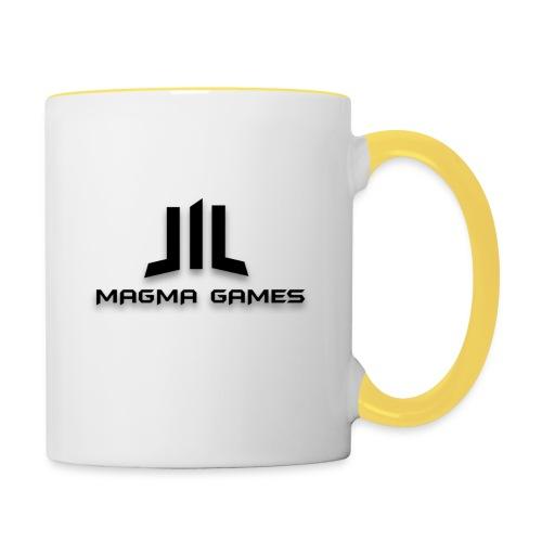 Magma Games S4 hoesje - Mok tweekleurig
