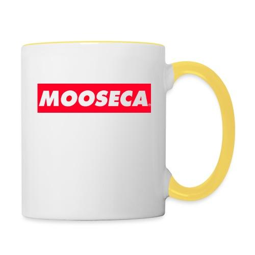 MOOSECA CAP - Tazze bicolor