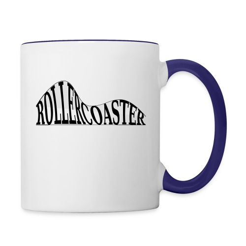 envelope_coaster - Tofarvet krus