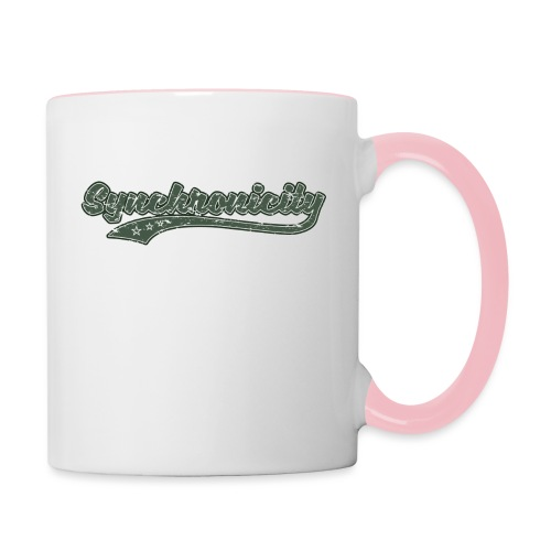 Synchronicity Vintage - Mug contrasté
