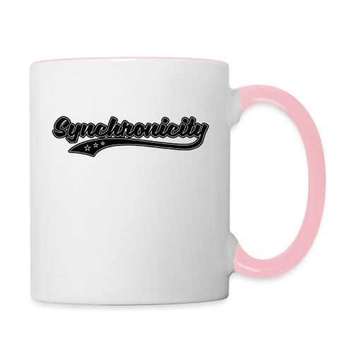 Synchronicity - Mug contrasté