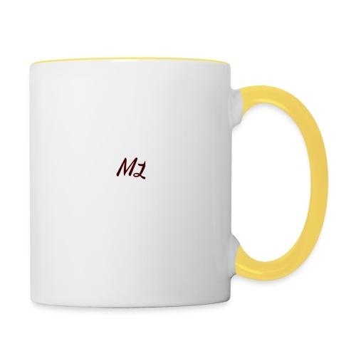 ML merch - Contrasting Mug