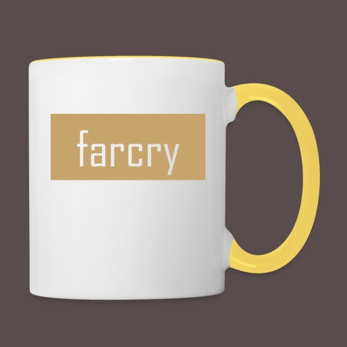 farcryclothing - Tasse zweifarbig