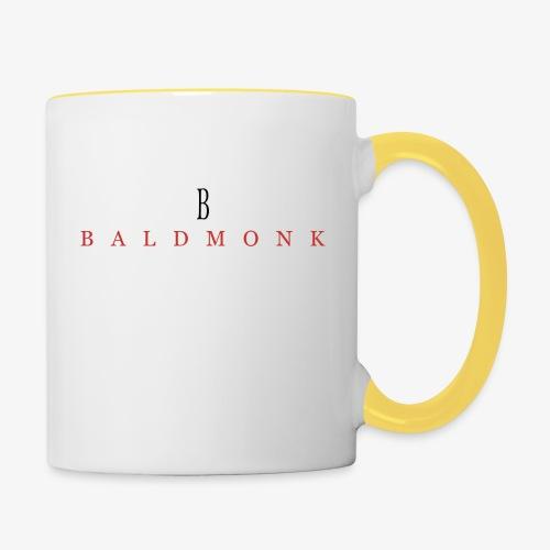 Baldmonk Classic Logo - Contrasting Mug