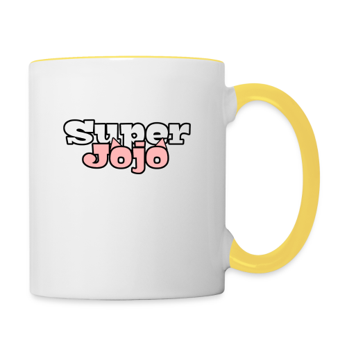 SuperJojo - Contrasting Mug