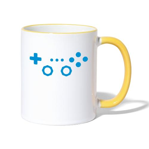 Classic Gaming Controller - Contrasting Mug