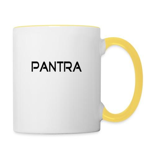 Pantra - Mok tweekleurig