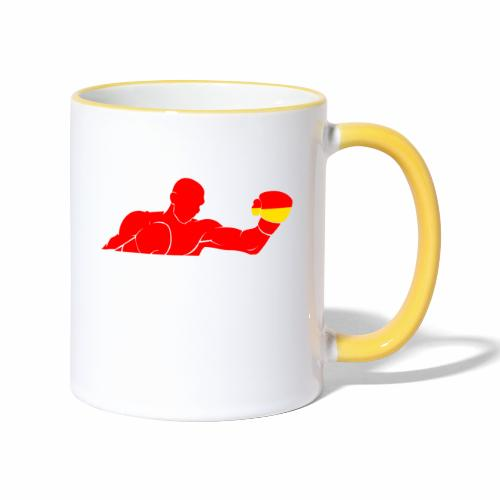 SHOCKER SPAIN - Taza en dos colores