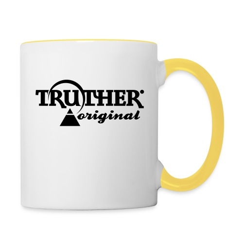 Truther - Tasse zweifarbig