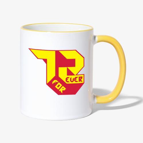 création 72 for Ever collection 01 , année 1972 - Mug contrasté