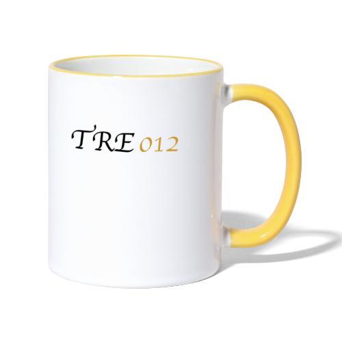 TRE012 - Tazze bicolor
