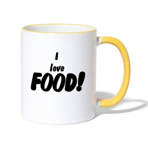 I love FOOD - Tofarget kopp