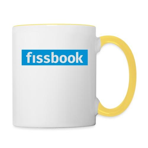 Fissbook Derry - Contrasting Mug