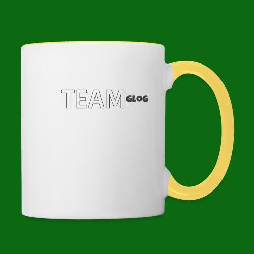 Team Glog - Contrasting Mug