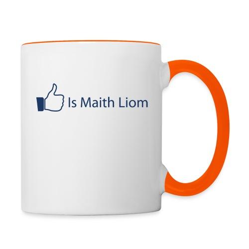 like nobg - Contrasting Mug