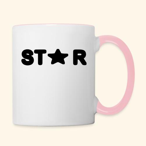 Star of Stars - Contrasting Mug
