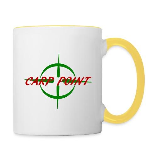 Carp Point - Tasse zweifarbig
