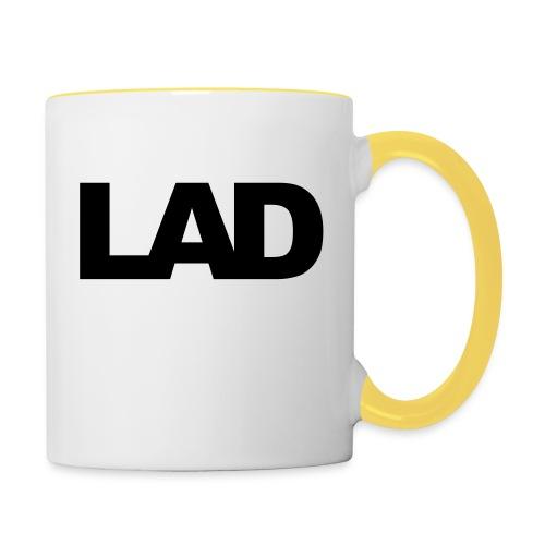 lad - Contrasting Mug