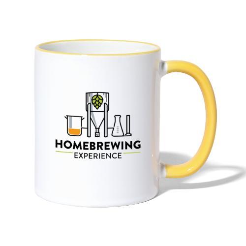 Color Logo - Contrasting Mug