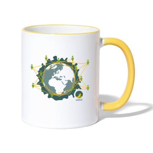 ISDE 2021 - Contrasting Mug