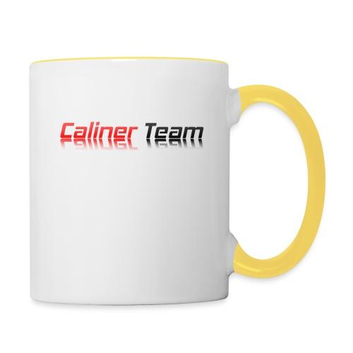 Caliner Team Tazza - Tazze bicolor