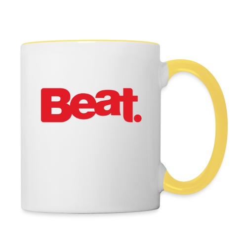 Beat Bunny - Contrasting Mug