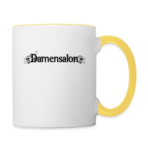 damensalon2 - Tasse zweifarbig