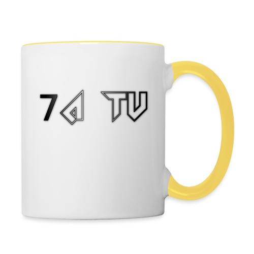 7A TV - Contrasting Mug