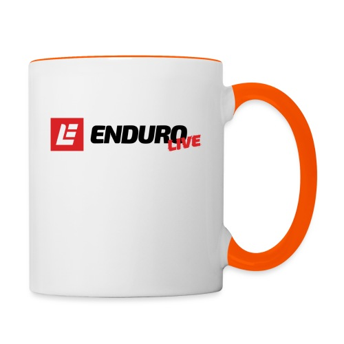 Enduro Live Clothing - Contrasting Mug