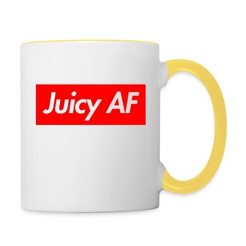 Juicy AF Front - Tasse zweifarbig