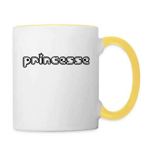 Princesse - Mug contrasté